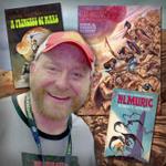 RPG Designer: Harley Stroh