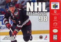 Video Game: NHL Breakaway 98