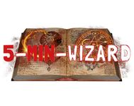 RPG: 5-Min-Wizard