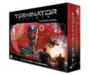 Board Game: Terminator Genisys: The Miniatures Game – The War Against The Machine