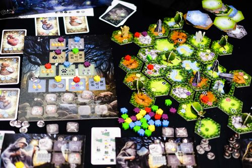 Board Game: Nemeton