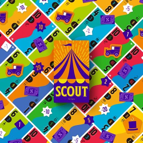 Board Game: SCOUT