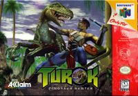 Video Game: Turok: Dinosaur Hunter