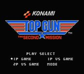 Video Game: Top Gun: The Second Mission