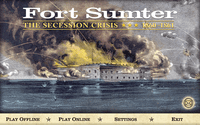 Video Game: Fort Sumter: Secession Crisis