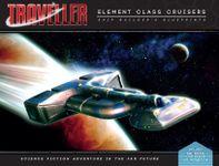 RPG Item: Element Class Cruisers; Shipbuilder's Blueprints