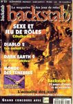 Issue: Backstab (Issue 21 - May 2000)