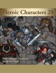 RPG Item: Devin Token Pack 105: Heroic Characters 20