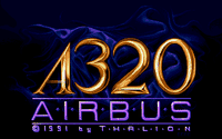 Video Game: A320 Airbus (Edition Europa)