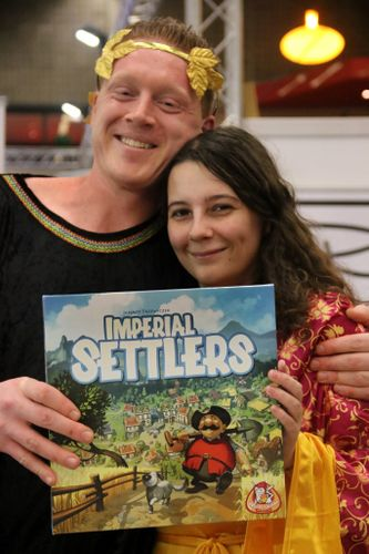 Board Game: Imperial Settlers