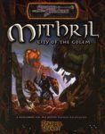 RPG Item: Mithril: City of the Golem