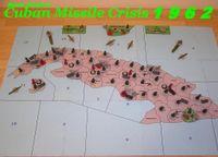 Board Game: Cuban Missile Crisis: 1962