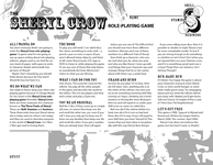 RPG Item: The Sheryl Crow Roleplaying Game