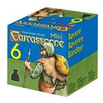 Board Game: Carcassonne: The Robbers
