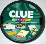 Board Game: Clue Express