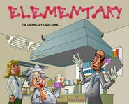 Board Game: Elementary: The Chemistry Card Game