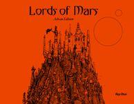 RPG Item: Lords of Mars