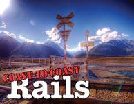 Board Game: Coast-to-Coast Rails
