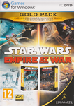 Video Game Compilation: Star Wars: Empire at War – Gold Pack