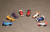 Board Game Accessory: Race! Formula 90: Metal Cars