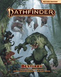 RPG Item: Pathfinder Bestiary (2nd Edition)