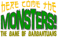 RPG: Here Come the Monsters!