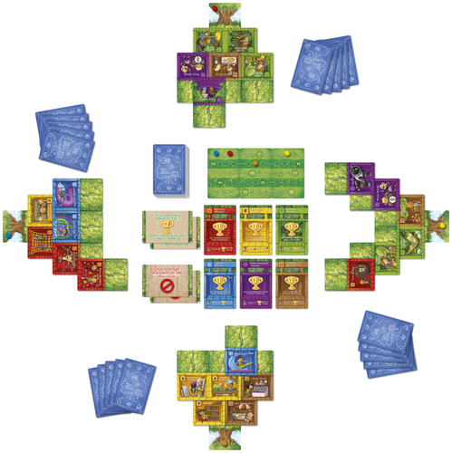 Board Game: Best Treehouse Ever