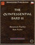 RPG Item: The Quintessential Bard II: Advanced Tactics
