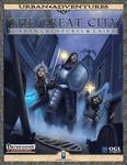 RPG Item: Urban Creatures & Lairs