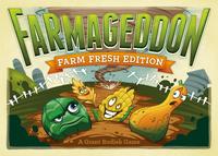 Board Game: Farmageddon: Farm Fresh Edition