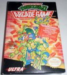 Video Game: Teenage Mutant Ninja Turtles II: The Arcade Game