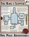 RPG Item: One Page Dungeons #03: The King's Scepter