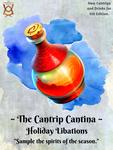 RPG Item: The Cantrip Cantina: Holiday Libations
