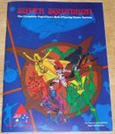 RPG Item: Super Squadron - The Complete Superhero Role-Playing Game System
