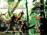 Video Game: Heroes Chronicles: Revolt of the Beastmasters
