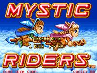 Video Game: Mystic Riders