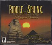 Video Game: Riddle of the Sphinx: An Egyptian Adventure
