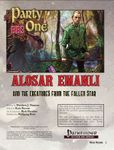 RPG Item: BB3: Alosar Emanli and the Creatures from the Fallen Star