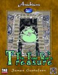 RPG Item: The Toad God's Treasure