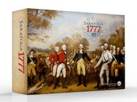 Board Game: Saratoga 1777