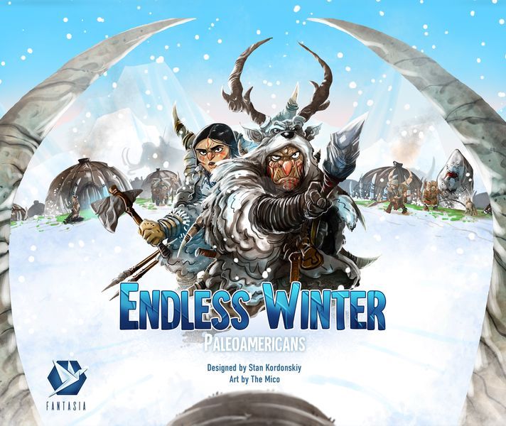 Endless Winter: Paleoamericans