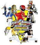 Board Game: Power Rangers Megaforce: Mega Battles Game