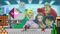 Video Game: Code Shifter