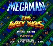 Video Game Compilation: Mega Man: The Wily Wars