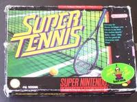 Video Game: Super Tennis (1991)