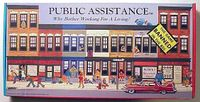 Board Game: Public Assistance