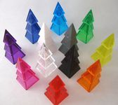 Board Game Accessory: Looney Pyramids