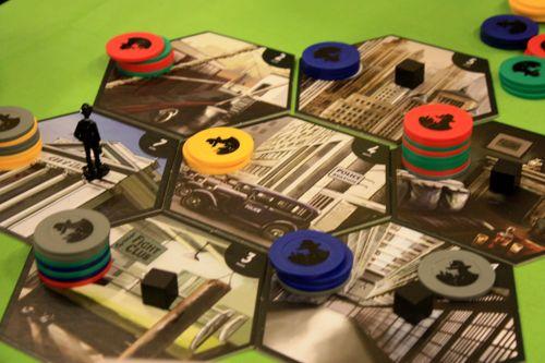 Board Game: Mafia City