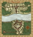 RPG Item: Imaginary Maps: Farjavad Village