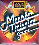 Board Game: Solid Gold Music Trivia Game